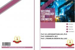 Cover for Welding Technology For Engineers