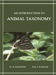 Cover for AN INTRODUCTION TO ANIMAL TAXONOMY