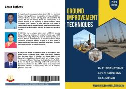 Cover for GROUND IMPROVEMENT TECHNIQUES