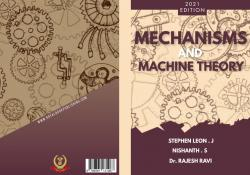 Cover for MECHANISMS and MACHINE THEORY