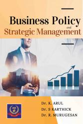 Cover for BUSINESS POLICY AND STRATEGIC MANAGEMENT