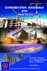 Cover for CONSTRUCTION MATERIALS AND PRACTICES