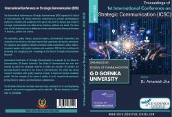 Cover for International Conference on Strategic Communication (ICSC)