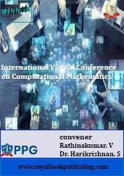 Cover for International Virtual Conference on Computational Mathematics