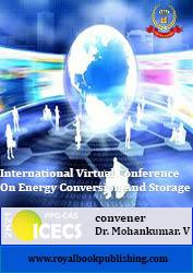 Cover for International Virtual Conference On Energy Conversion And Storage