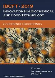 Cover for Innovations in Biochemical and Food Technology
