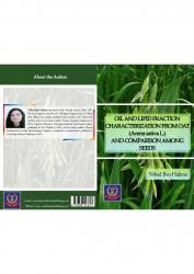 Cover for OIL AND LIPID FRACTION CHARACTERIZATION FROM OAT (Avena sativa L.) AND COMPARISON AMONG SEEDS:  Phospholipids and fatty acids importance