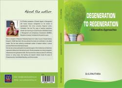 Cover for Degeneration to Regeneration - Alternative Approaches