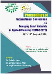 Cover for International Conference on Emerging Smart Materials in Applied Chemistry (ESMAC-2020) 10-12th August 2020
