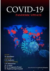 Cover for COVID-19: THE SIEGE OF HUMANS WITH THE INVISIBLE MICROBIAL WORLD